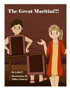 The Great Maritini by Jedlie