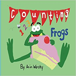 Counting Frogs by Arin Wensley