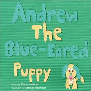 Andrew the Blue Eared Puppy