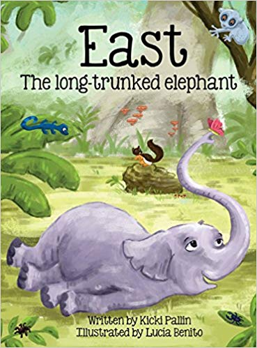 East, the Long-Trunked Elephant