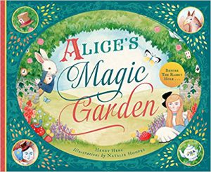 Alice's Magic Garden by Henry Herz