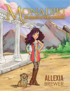 Monadiki: The Goddess of Fierce Leadership