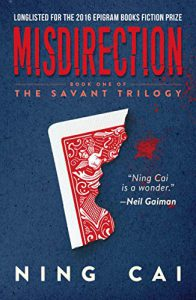 Misdirection (Book One of The Savant Trilogy)