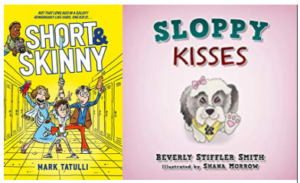 Sloppy Kisses by Beverly Stiffler Smith / Short & Skinny by Mark Tatulli