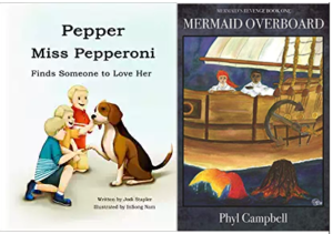 Reading with your kids interview with Phyl Campbel & Jodi Staplerl
