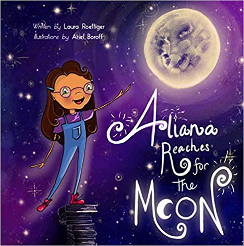 Aliana Reaches for the Moon
