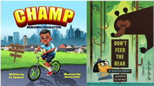 Don't Feed the Bear & CHAMP: Building Character