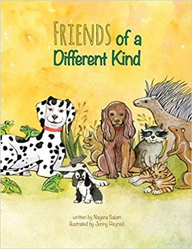 Friends of a Different Kind (Kids Books by Nayera)
