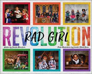 RAD Girl Revolution by Sharita Manickam