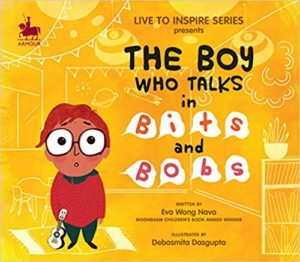 The Boy Who Talks in Bits and Bobs