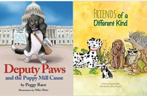 Deputy Paws and the Puppy Mill Cause/ Friends of a Different Kind
