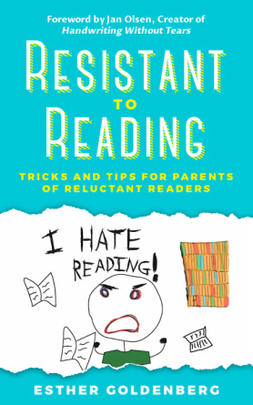Resistant to Reading: Tricks & Tips for Parents of Reluctant Readers