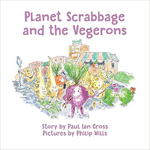 Planet Scrabbage and the Vegerons