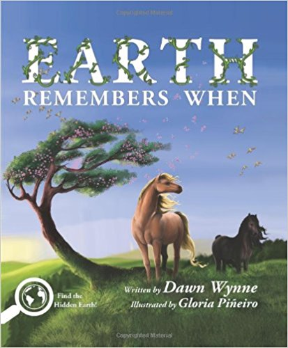 Dawn Wynne talks 'Earth Remembers When'