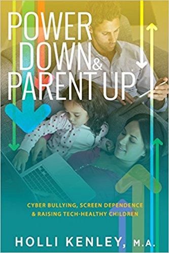 Power Down & Parent Up!!!