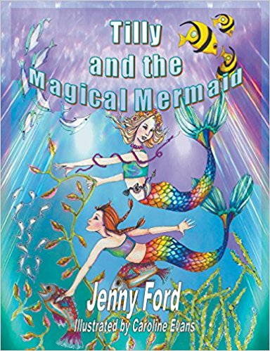 Tilly and the Magical Mermaid!!!