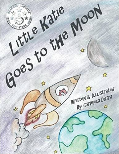 Little Katie Goes to the Moon!!!