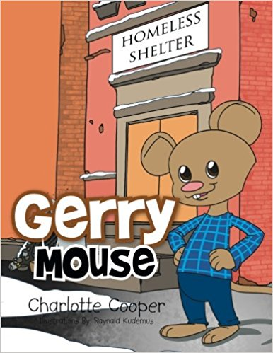 Gerry Mouse by Charlotte Cooper