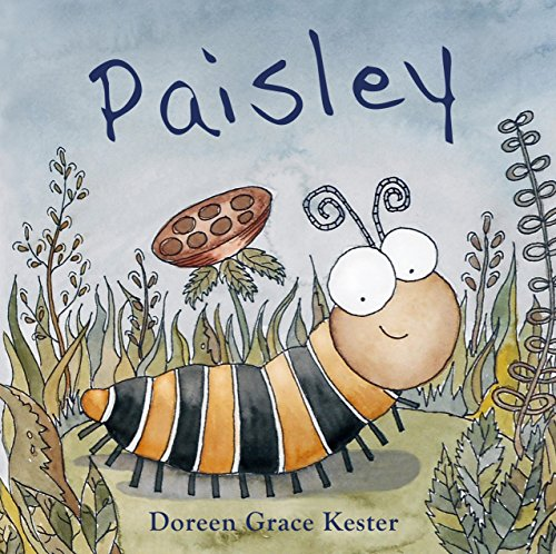 Meet Paisley: A caterpillar's journey into becoming a butterfly!