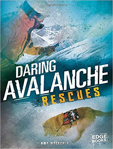 Daring Rescues by Amy Waeschle!