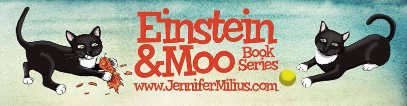 Meet Einstein & Moo!!!