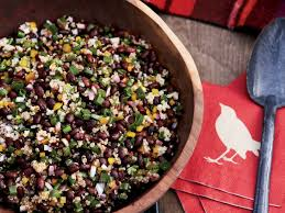 Quinoa Salad with Black Beans by Francie Healey!
