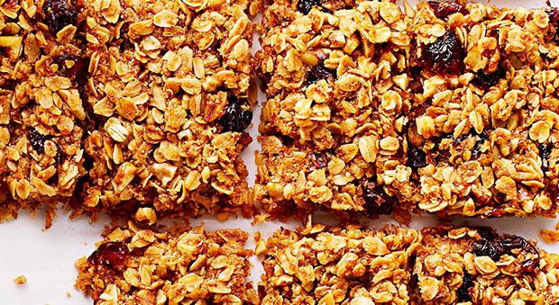 Healthy Homemade Granola Snacks by Francie Healey!