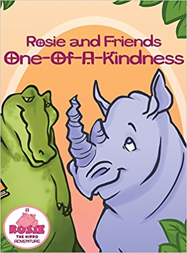 Author Interview: One-Of-A-Kindness