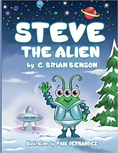 Welcome Steve the Alien to the RWYK!