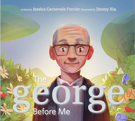 Meet Jessica Carnevale Forcier, Author of The George Before Me!