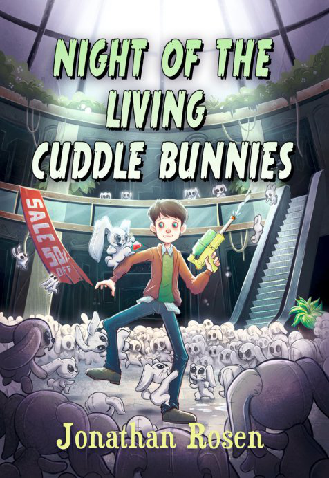 Night of the Living Cuddle Bunnies by Jonathan Rosen!