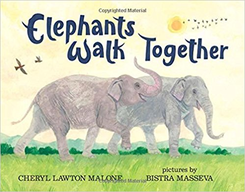 Cheryl Lawton Malone on Elephants Walk Together!
