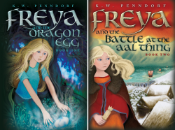 "K.W. Penndorf Discusses""The Freya Series"""