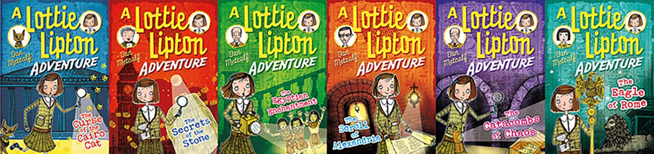 Join us for The Lottie Lipton Adventures with Metcalf Dan