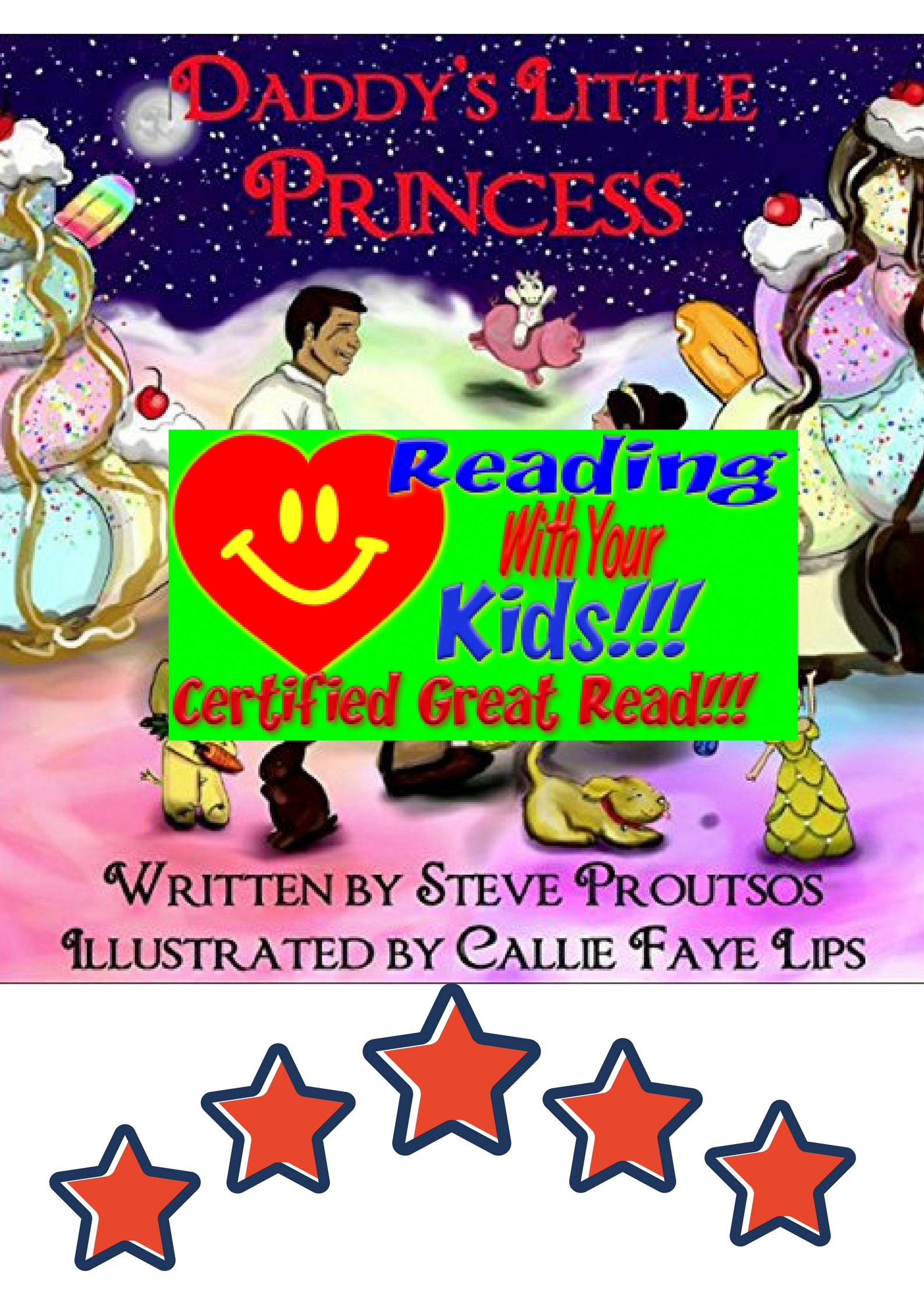 Daddy's Little Princess: #RWYK Great Read Certified