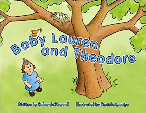 Let's Meet Baby Lauren and Theodore!