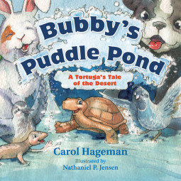Bubby's Puddle Pond by Carol Hageman