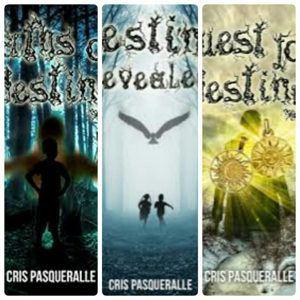 The Destiny Trilogy Series by