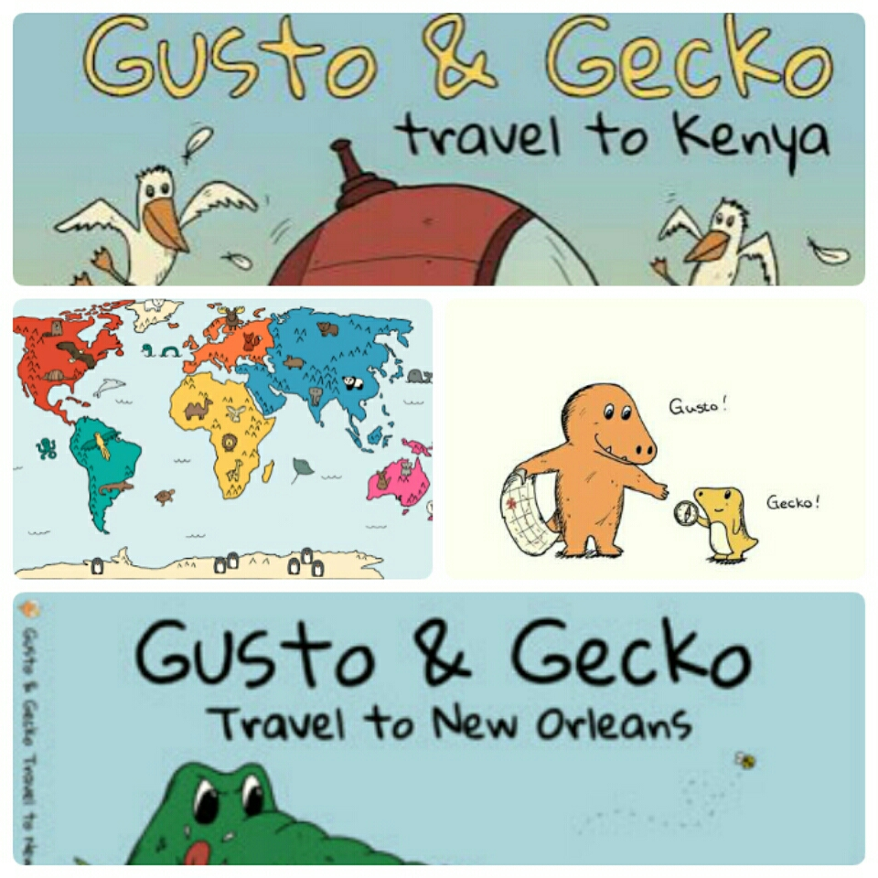 Join us for the Gusto & Gecko's Travel Adventure!