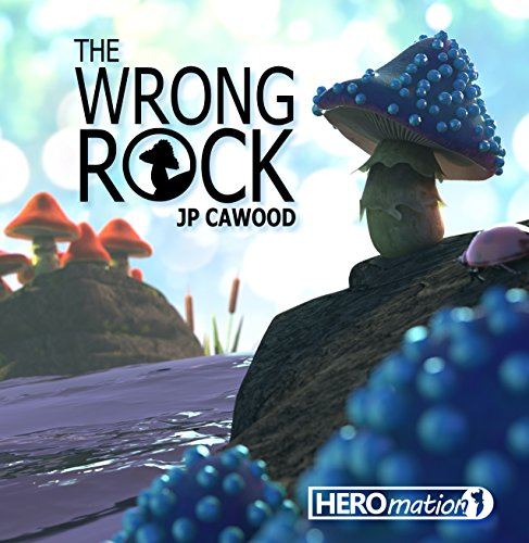 Author J.P. Cawood on The Wrong Rock