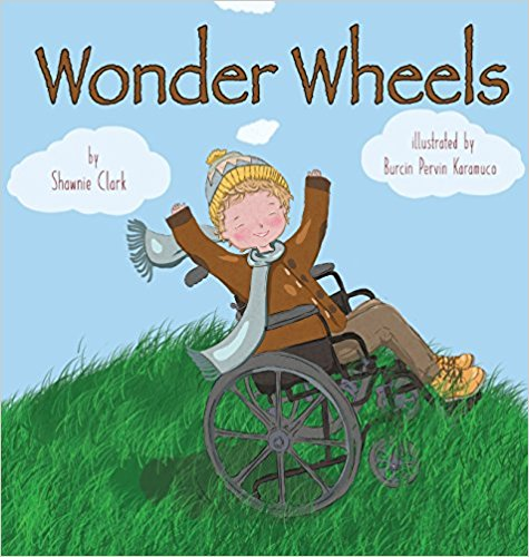 Author Shawnie Clark on Wonder Wheels & More!