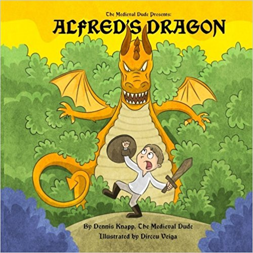 Alfred's Dragon by Dennis Knapp