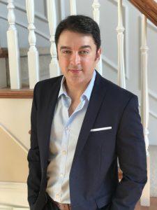 Author Jugal Hansraj