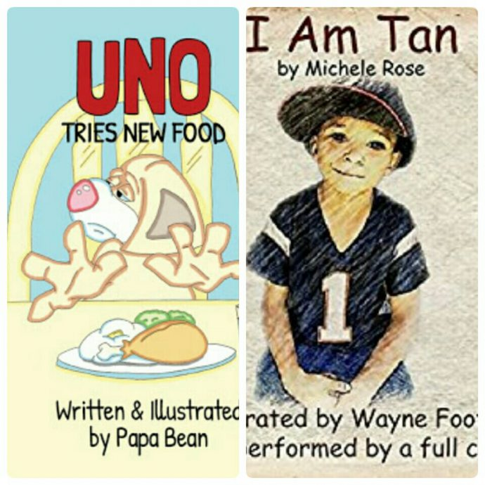 The Uno Series & I Am Tan