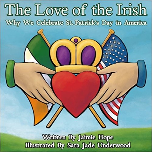The Love of the Irish by Jaimie Hope