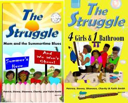 The Struggle Books: Meet the Young Authors