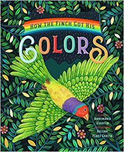 How the Finch Got His Colors