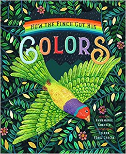 "Come Find Out ""How the Finch Got His Colors"""