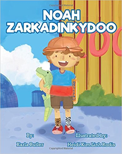 Come Explore the Wild World with Noah Zarkadinkydoo!