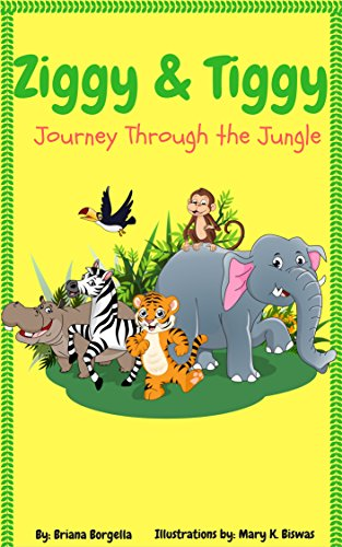 Join Ziggy & Tiggy on their Journey Through the Jungle!